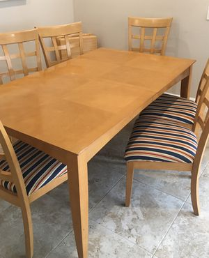 Dinning Table Set for Sale in Hialeah, FL