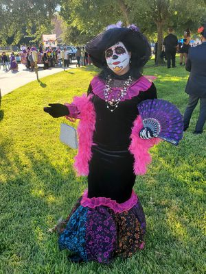 Day of the dead catrina costume for Sale in Grand Prairie, TX