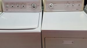 Washer and dryer Kenmore set for Sale in Dearborn, MI