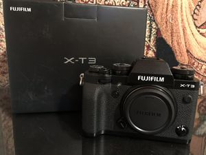 Fujifilm X-T3 & 50-140mm F2.8 Lens for Sale in Phoenix, AZ