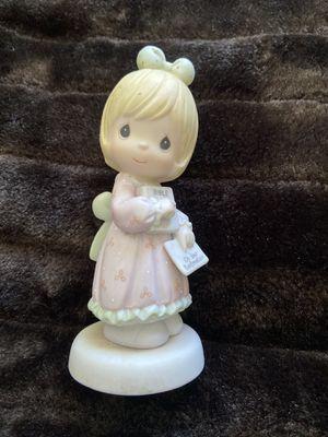 Precious moments confirmation figurine for Sale in Costa Mesa, CA