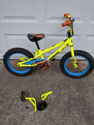 Kids Mongoose BMX bike for Sale in Acworth, GA