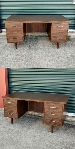 Large Desk With Drawers for Sale in Durham, NC
