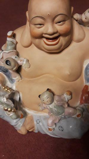 Ceramic antique buddha statue for Sale in Willowbrook, IL