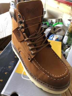 Working boots $45 for Sale in Bakersfield, CA