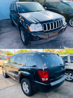 2007 JEEP GRAND CHEROKEE CLEAN TITLE LOW DOWN for Sale in Bellaire, TX