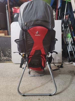 Deuter Kid Comfort 1 Lightweight Hiking backpack Child Carrier for Sale in Rancho Santa Margarita, CA