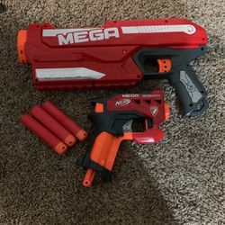 Two Mega Nerf Guns for Sale in Maple Valley,  WA