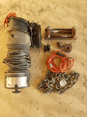 Ramsey 12000 Drive winch for Sale in Chula Vista, CA