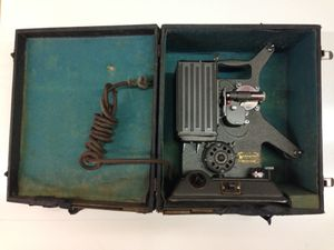 Vintage antique Keystone film projector from the golden age of Hollywood. for Sale in Kensington, MD