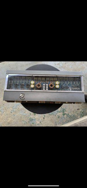 Ma audio amp for Sale in Modesto, CA