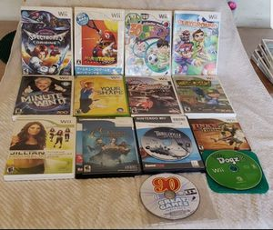 Wii games $5.00 each for Sale in Portland, OR
