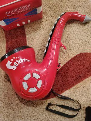 Saxophone & Acordian for kids for Sale in Philadelphia, PA
