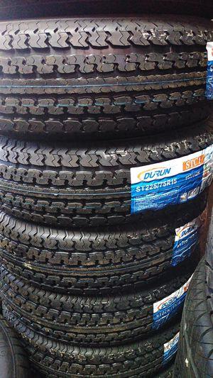 St 225 75 15 Trailer tires $250 for Sale in Phoenix, AZ