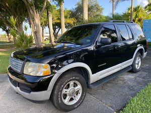 Ford explorer 2002 for Sale in Hollywood, FL