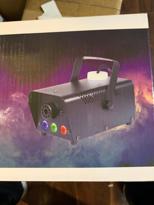 Amzdeal 400 w fog machine new for Sale in Ontario, CA