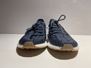 ADIDAS PURE BOOST TRAINER RUNNING CM8298 NEW BLUE SHOES SNEAKERS MENS SIZE 10 for Sale in Salt Lake City, UT