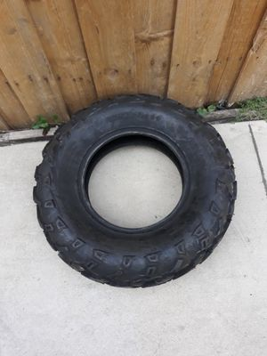 1 New four wheeler tire 25X8-12 GLADIATOR AT for Sale in Hutchins, TX