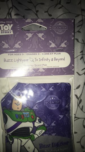 Buzz light year scent pak for Sale in Peoria, IL