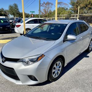 ToyotaCorolla-2015 for Sale in Kissimmee, FL