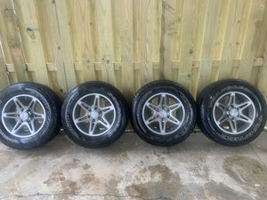 TSS Tacoma rims and tires for Sale in Baton Rouge, LA