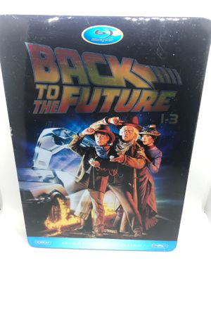 Back The Future Trilogy Blu-ray for Sale in Corona, CA