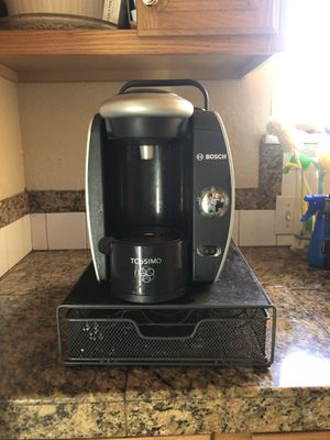Bosh Tossimo pod coffee maker (coffee machine) for Sale in Whittier, CA