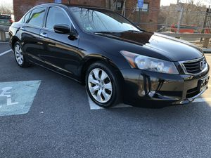 2009 Honda Accord EX, only 117K miles, leather int., Sunroof for Sale in Quincy, MA