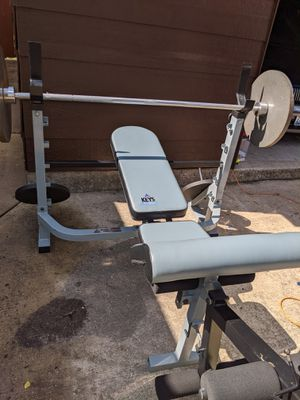 Weight set $325 for Sale in Chicago, IL