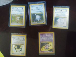 Pokemon Holos for Sale in Columbus, OH
