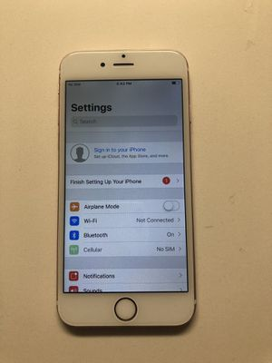 iPhone 6s 64GB Unlocked for Sale in Tamarac, FL