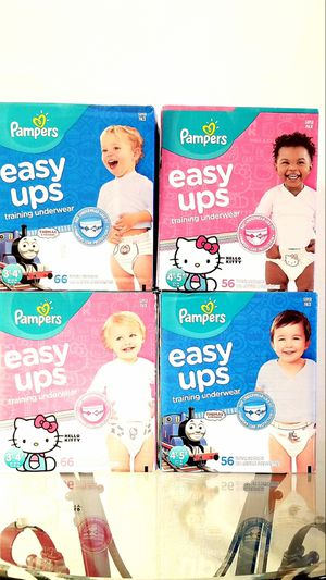 Pampers Easy-Ups Box [ Super Packs ] for Sale in Orlando, FL