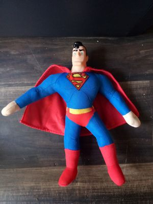Superman plush for Sale in San Antonio, TX
