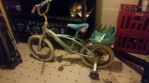 16inch frozen bike for Sale in Laredo, TX