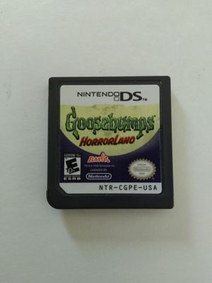 Nintendo DS Goosebumps for Sale in Puyallup, WA