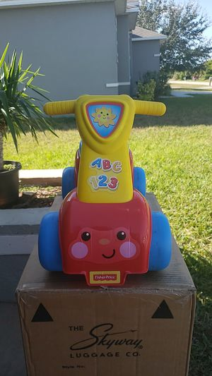 Kids toy ride on car for Sale in Cape Coral, FL
