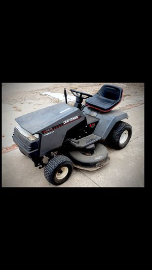 Craftsman LT 4000 riding mower 42 inch cut for Sale in Lake Hopatcong, NJ