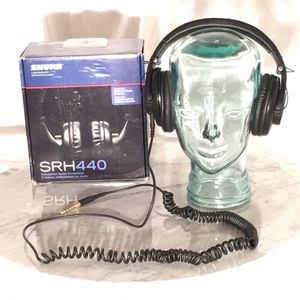 SHURE SRH440 Headphones for Sale in Tacoma, WA