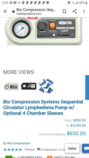 Bio compression system for Sale in Vero Beach, FL