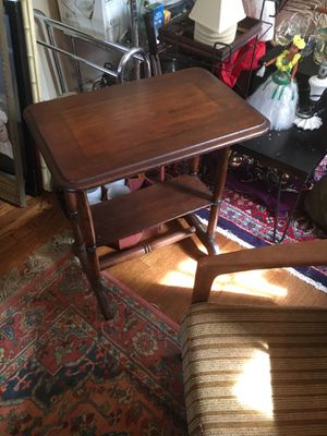 Solid old wooden table. for Sale in Norfolk, VA