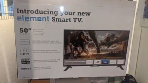 50 inch Element smart TV for Sale in Woonsocket, RI
