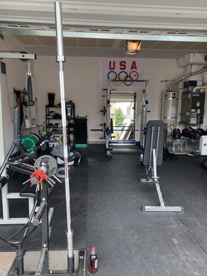 7ft Olympic barbell for Sale in Portland, OR