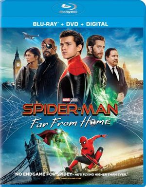 MARVEL'S Spider-Man: Far From Home (Blu-ray + DVD + Digital Copy) for Sale in Seattle, WA