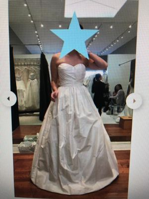 Oscar de la Renta Wedding Dress for Sale in Boston, MA