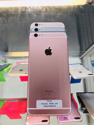🔥📱📱iPhone 6s Plus 64 GB factory unlocked with warranty for Sale in Tampa, FL