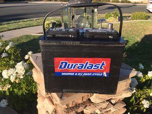 Marine battery for Sale in Corona, CA