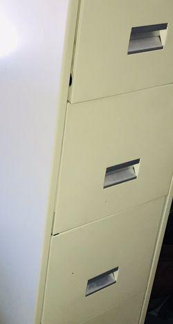 Metal File Cabinet for Sale in Sudbury,  MA