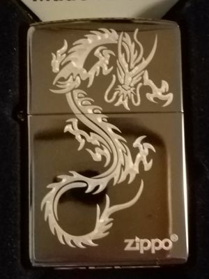 Zippo Chinese dragon design 49030 for Sale in Los Angeles, CA