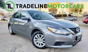 2016 Nissan Altima for Sale in Carrollton, TX