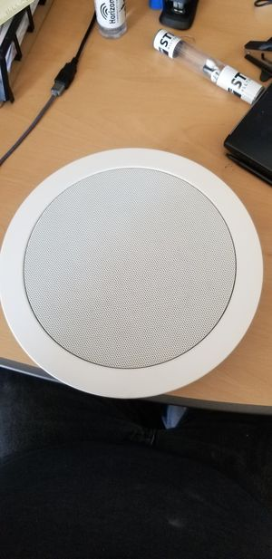 Ceiling Sun Stealth 600 Round Spekers for Sale in Los Angeles, CA